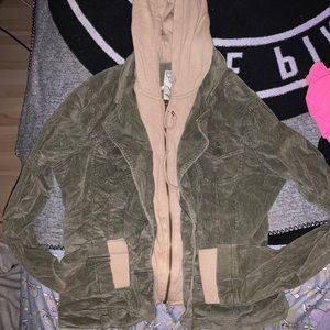 Other - Girls green Jacket